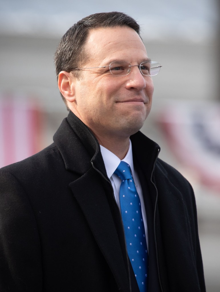Pennsylvania Attorney General Josh Shapiro