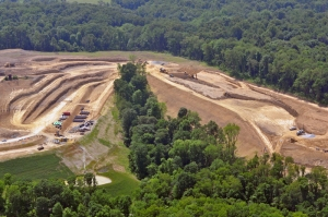 The Pittsburgh region continues to remove forests and natural habitat in favor of housing developments and oil and gas production sites.